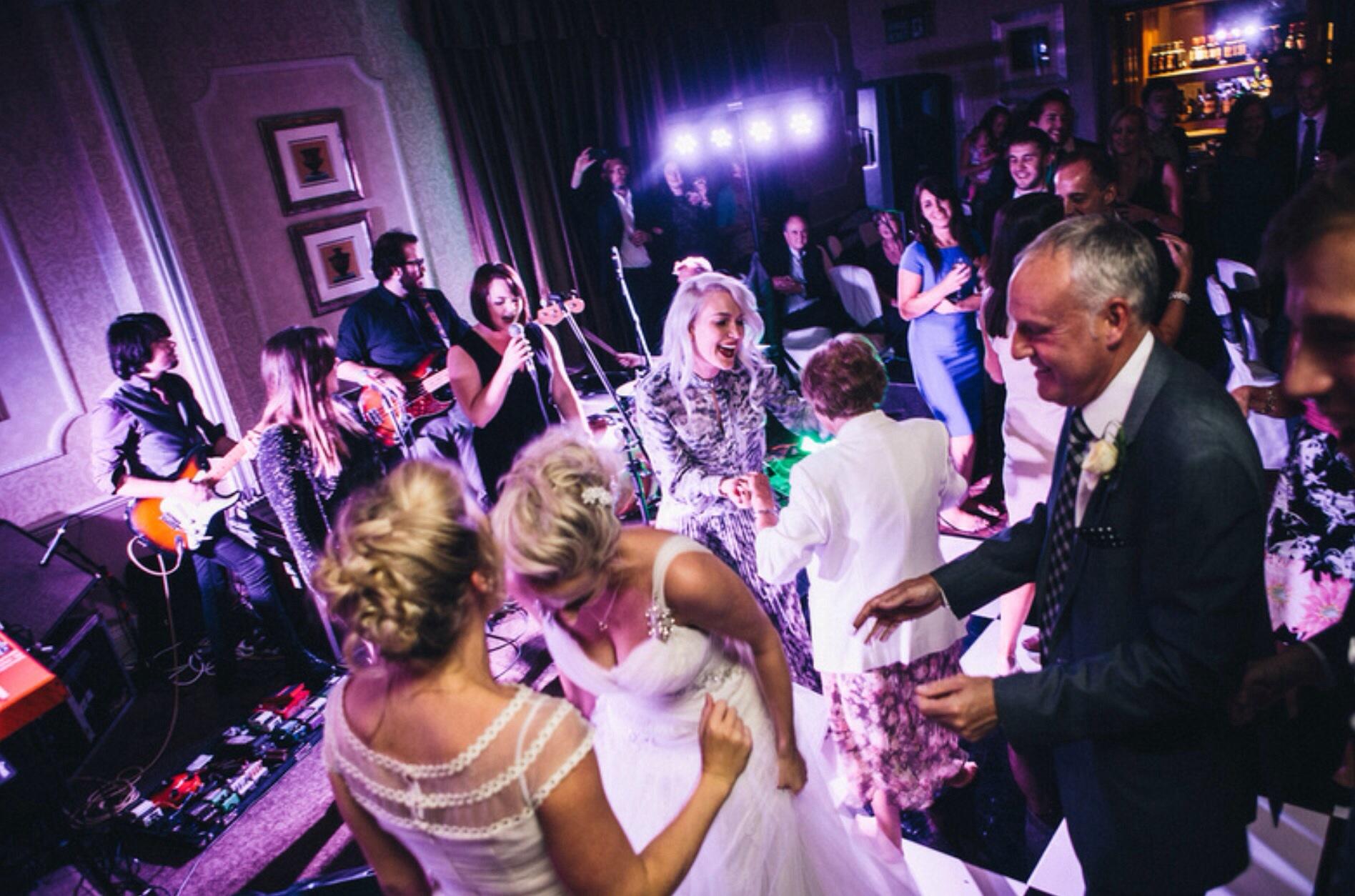 ... wedding jewish wedding bar mitzvah manchester lancashire wedding band