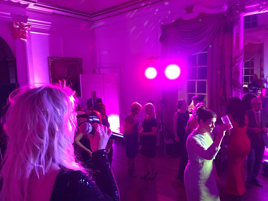 Great Wedding Gig @ Hintlesham Hall, Ipswich