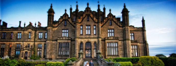 Great Wedding Gig at Allerton Castle