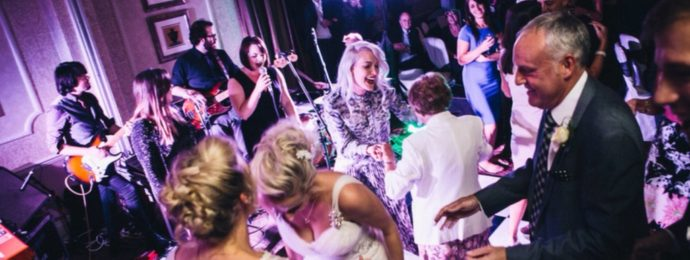 Vibetown - Guildford & Surrey's Best Wedding & Party Band